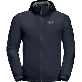 Jack Wolfskin JWP Breather Jas Heren, night blue